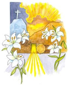 Artwork from member of Bethlehem, Loretta Netzel